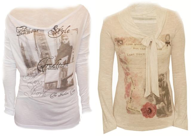 Tshirts da Lulys Tees