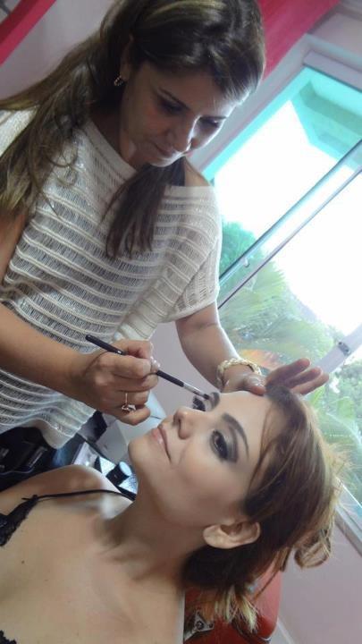 Karina Cerdeira Maquiagem