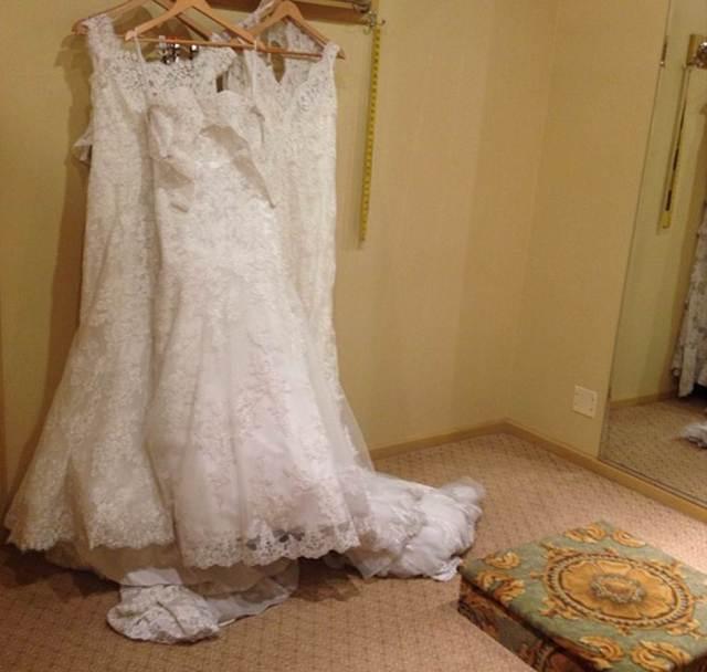 A busca pelo vestido